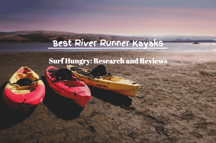 best river runner kayaks