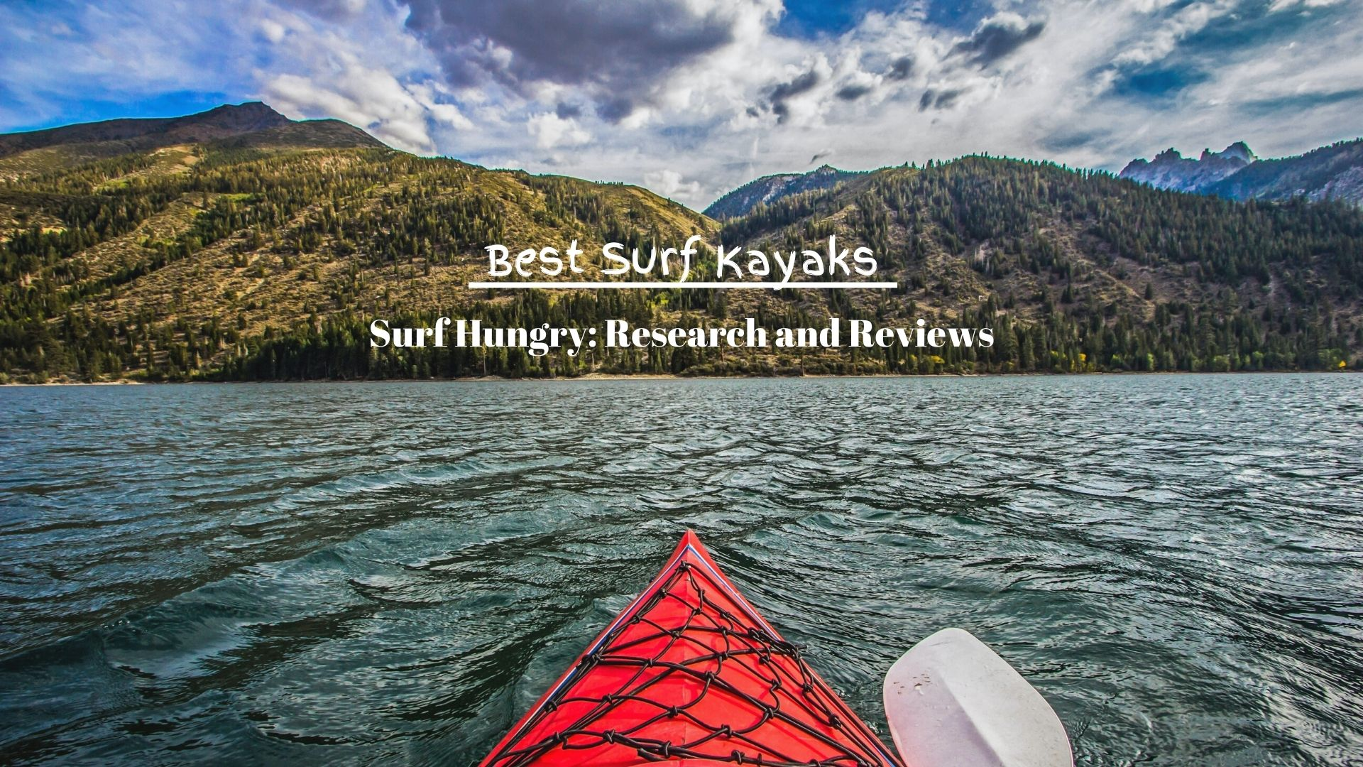 best surf kayaks