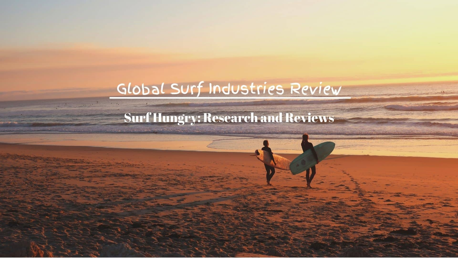 global surf industries review