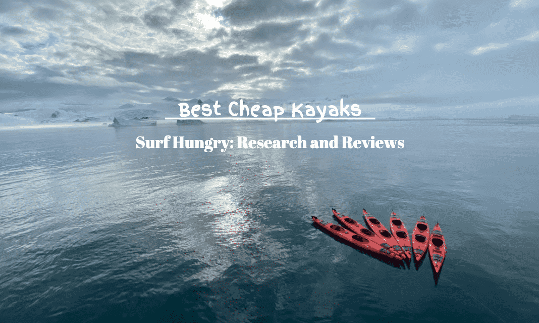cheap kayaks