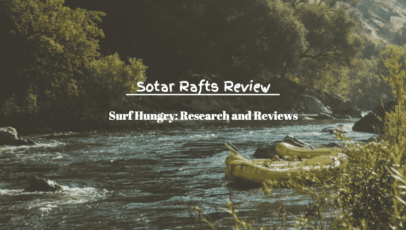 sotar rafts review