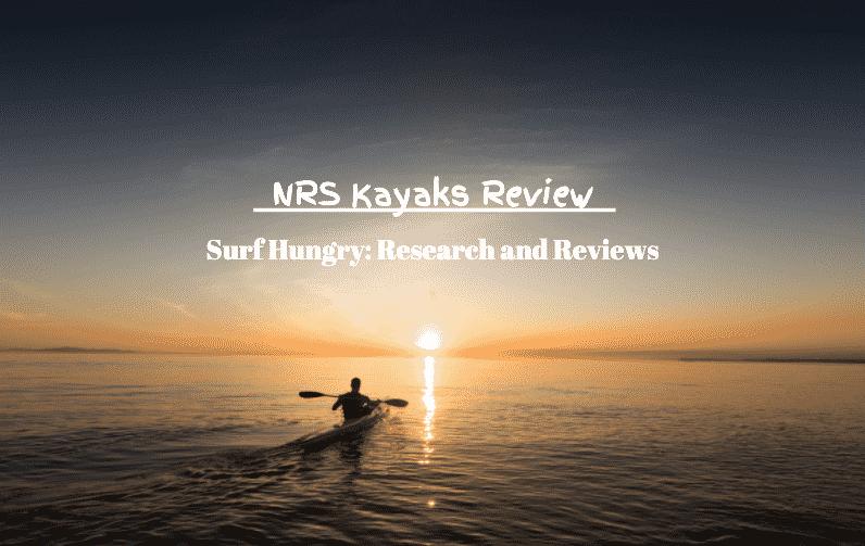 nrs kayaks review