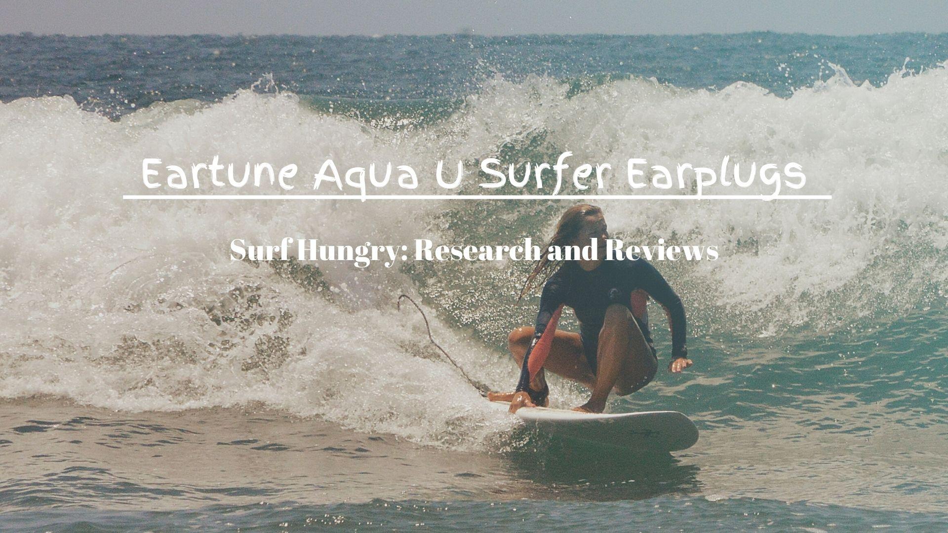 eartune aqua u surfer earplugs