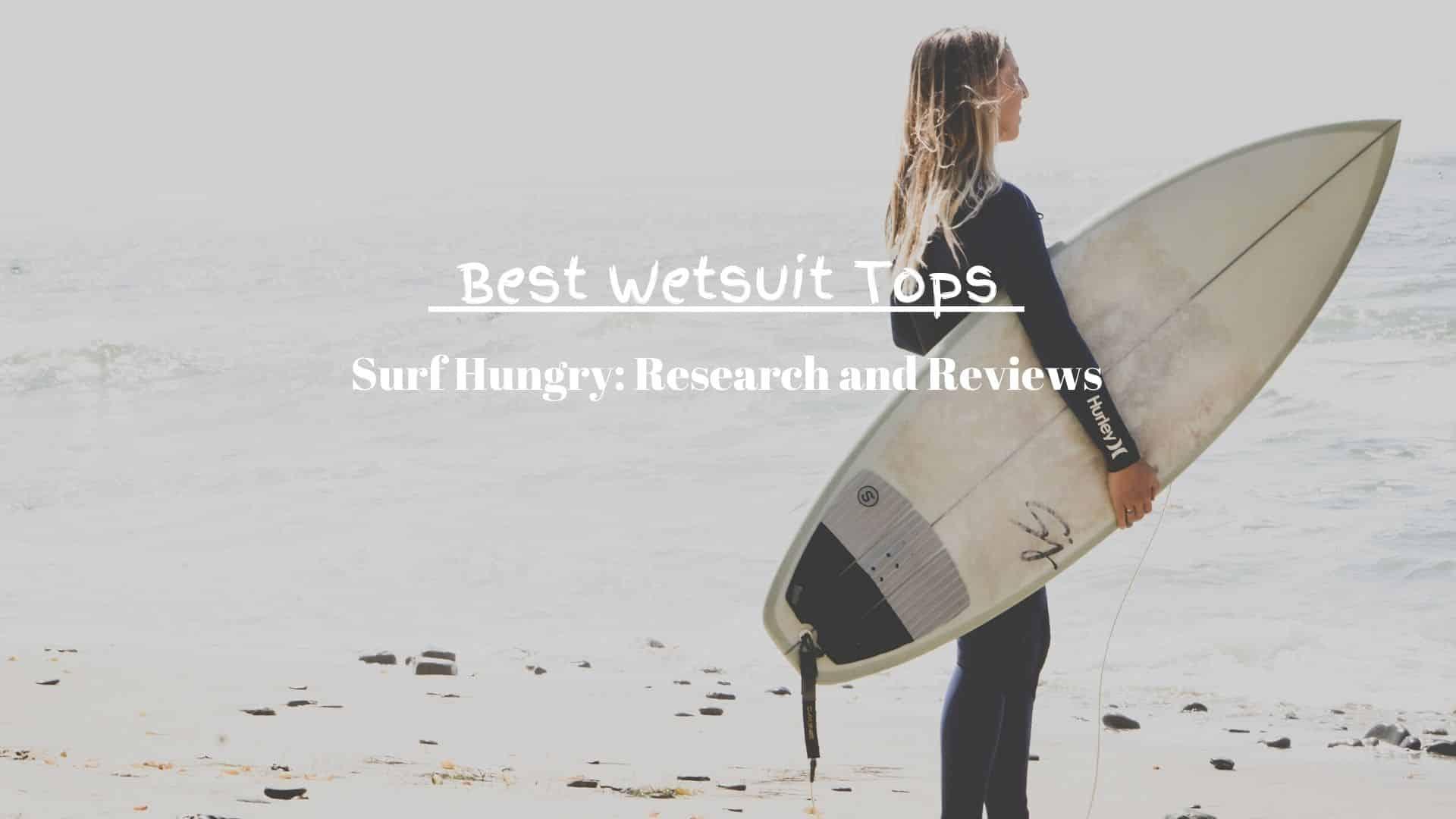 best wetsuit tops