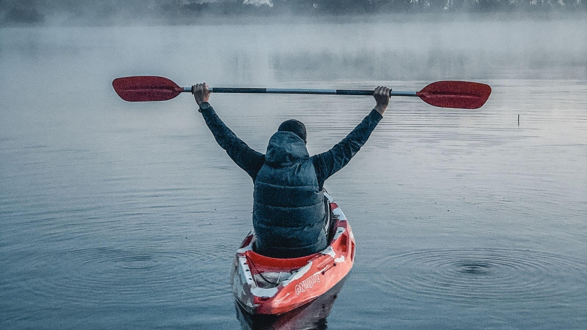 best kayak paddle under 100