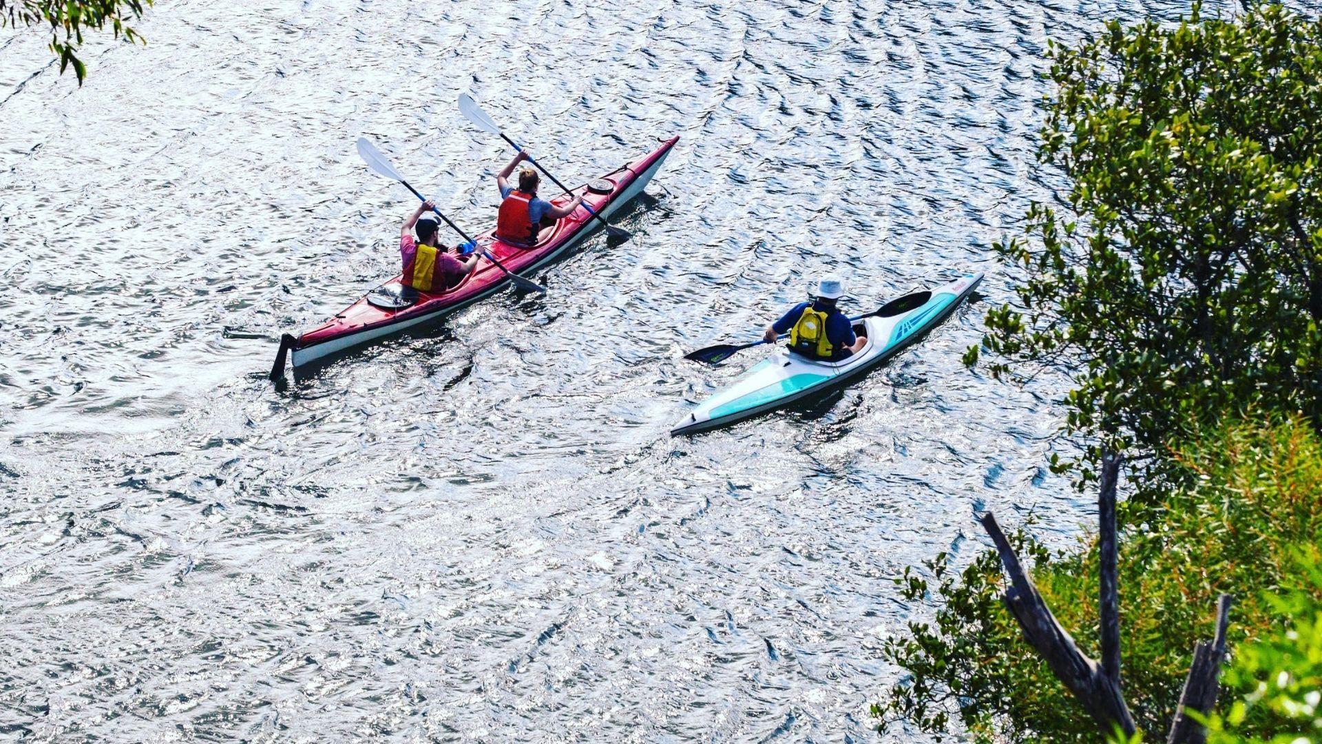 Sevylor Kayaks Review