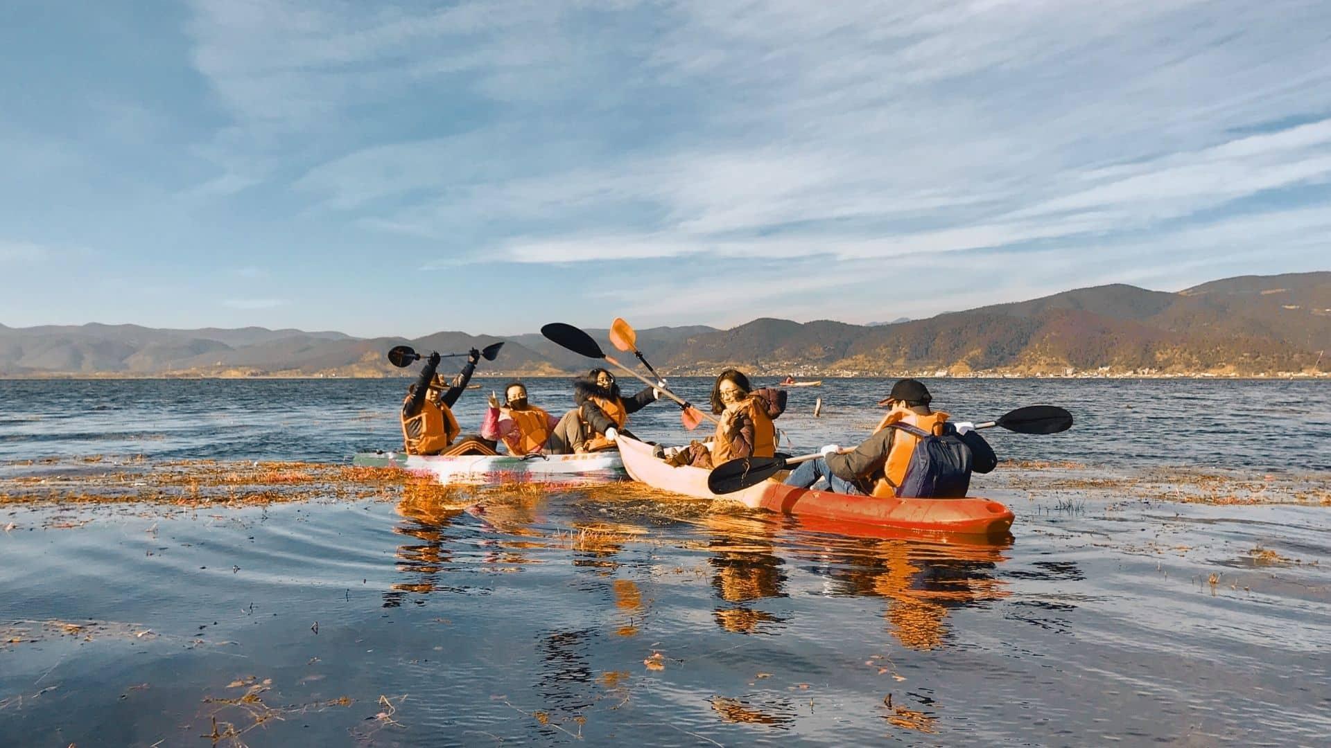 best kayaks under 300