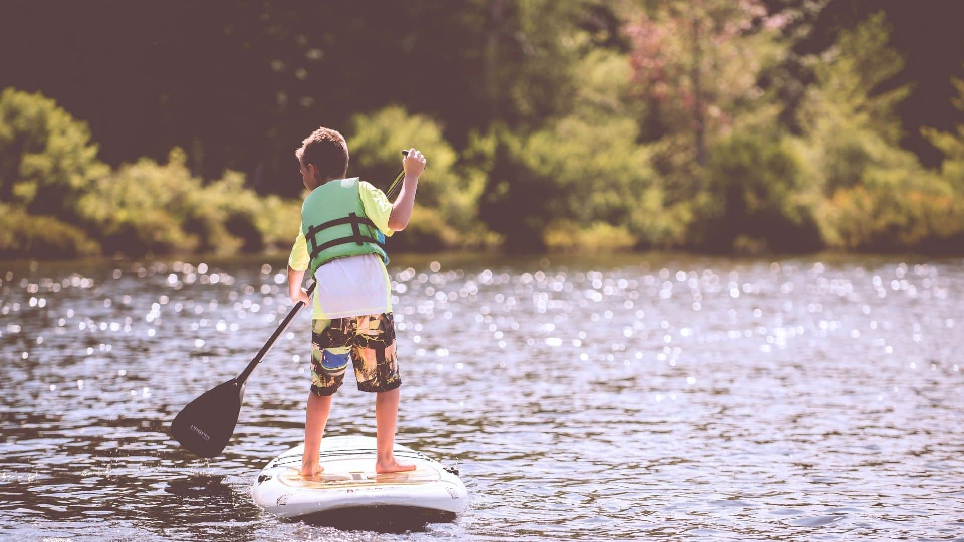 best paddleboards for kids