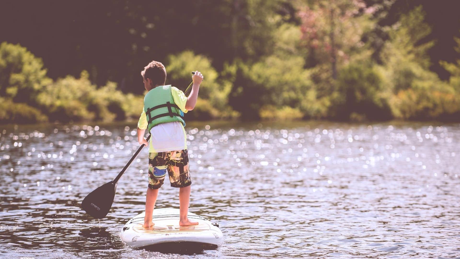 best paddleboard for kids