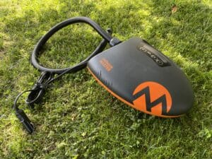 outdoor master electric sup pump