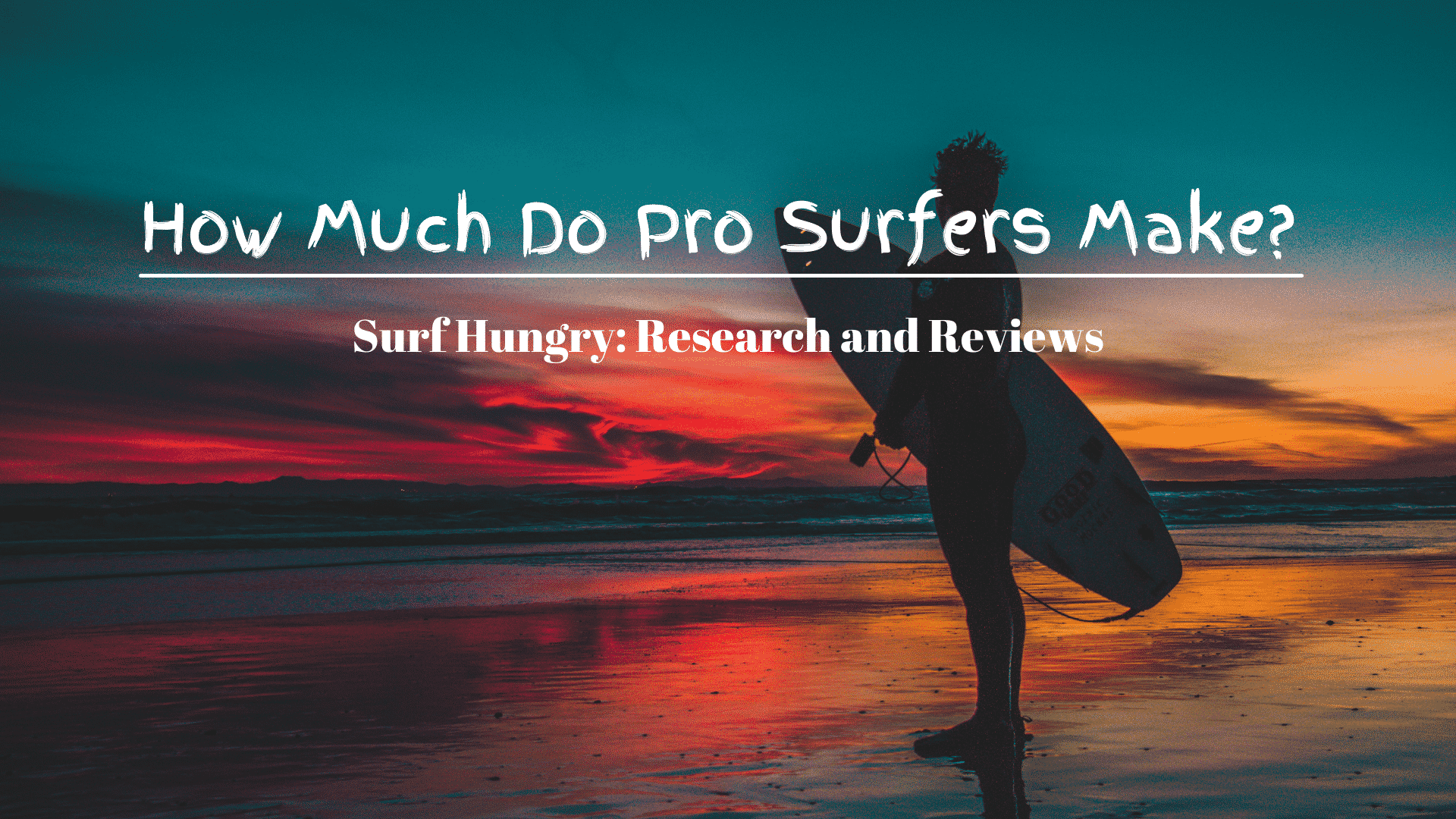 How Much Do Pro Surfers Make?
