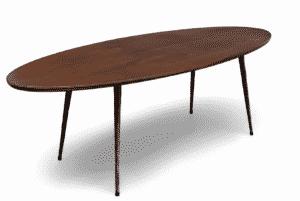 Chaplin Solid Wood Coffee Table