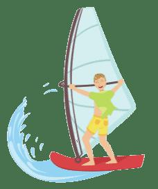windsurfing homepage