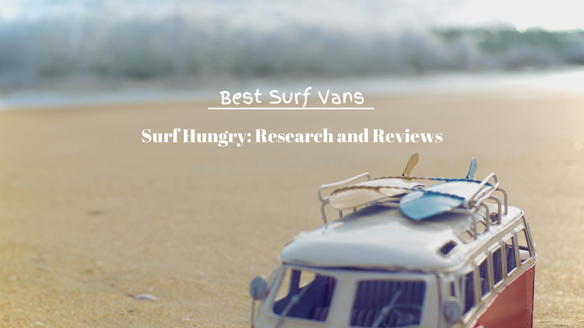 Best Surf Vans
