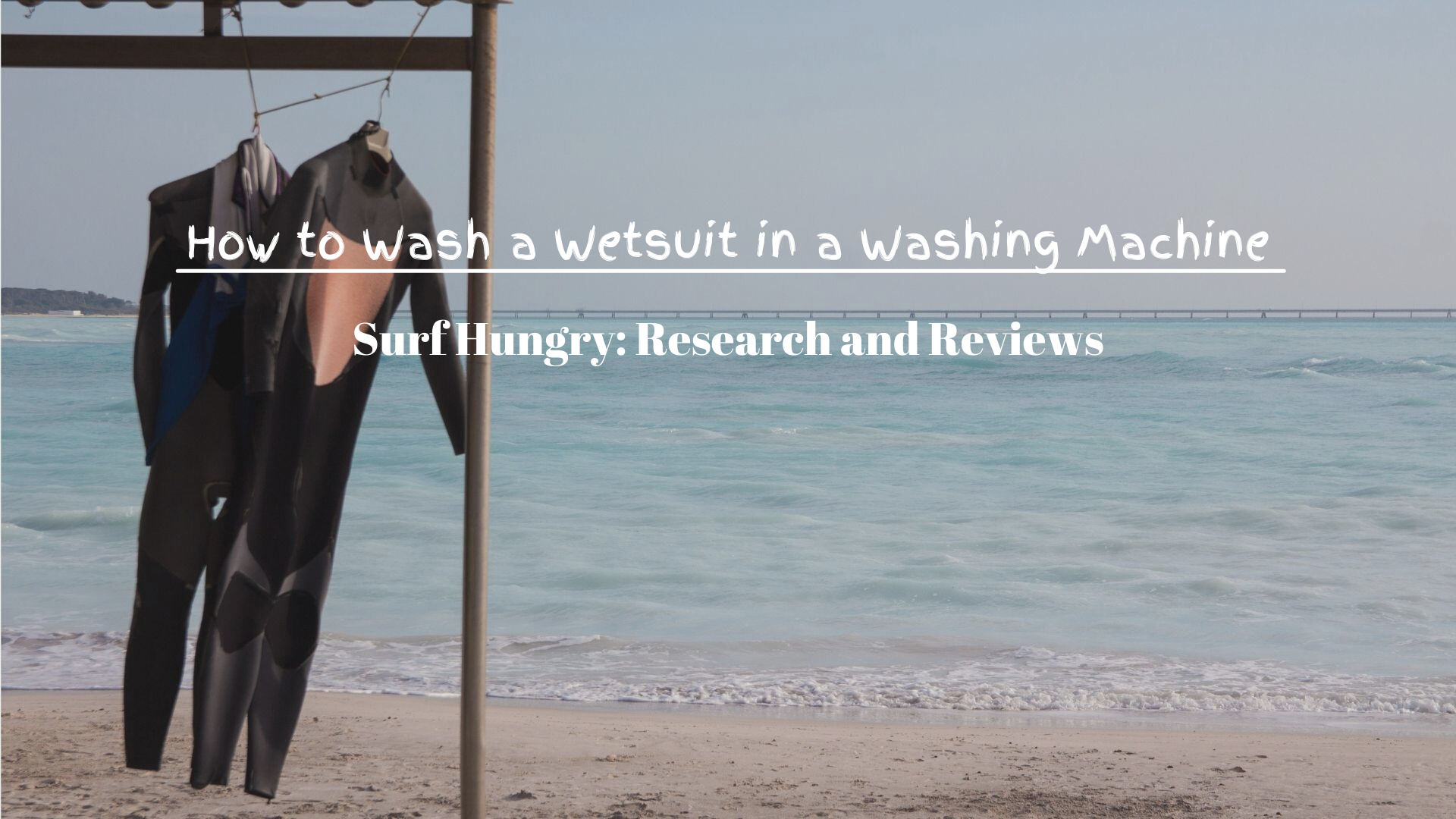 How to Wash a Wetsuit in a Washing Machine