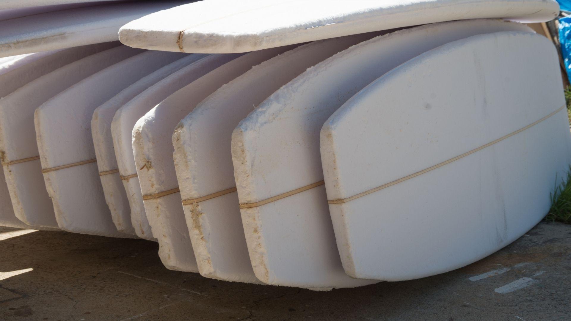 Surfboard Foam Blanks