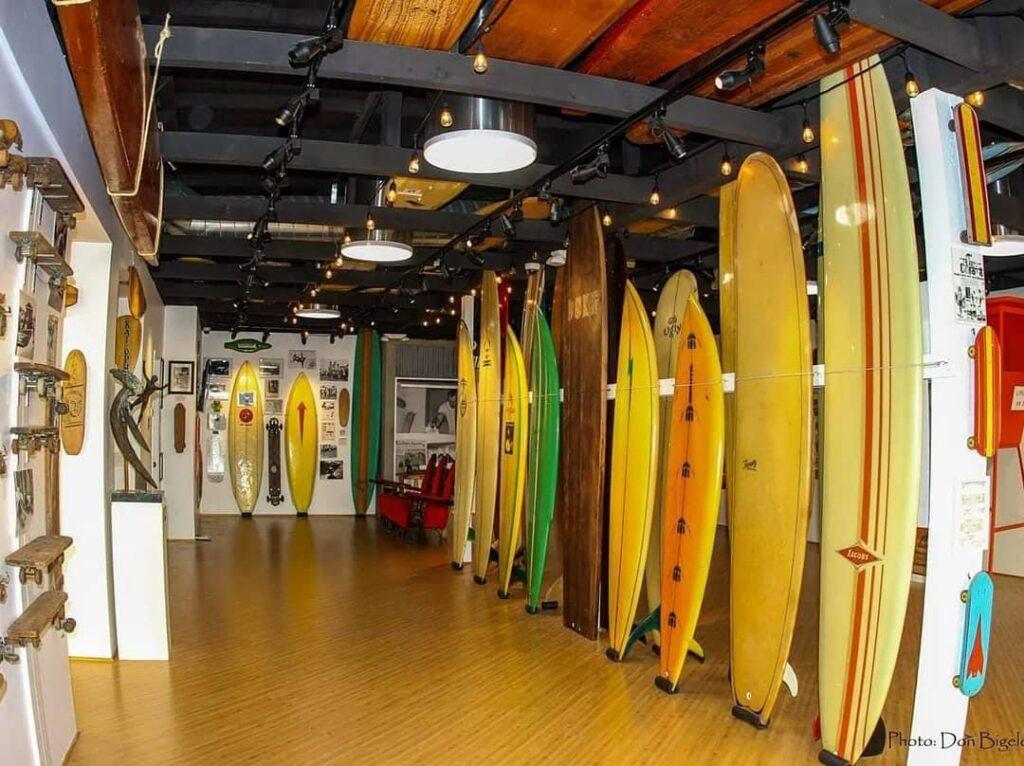 Huntington Beach International Surfing Museum